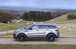 Range Rover Evoque HSE Dynamic, profile