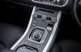 Range Rover Evoque HSE Dynamic, interior detail