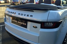 Range Rover Evoque Convertible, rear
