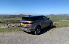 Range Rover Evoque, rear, static