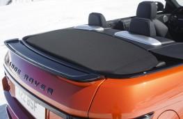 Range Rover Evoque Convertible, tonneau