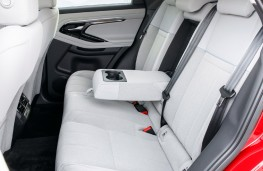 Range Rover Evoque, 2019, rear seats