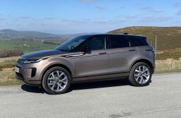 Range Rover Evoque, side