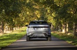 Range Rover Evoque, 2020, tail