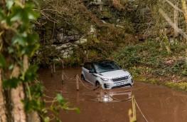 Range Rover Evoque, 2019, wading