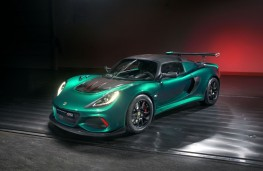 Lotus Exige Cup 430, 2017, front