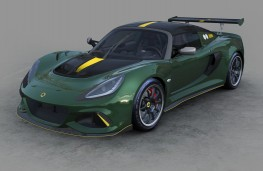 Lotus Exige Cup 430 Type 25, 2018, front