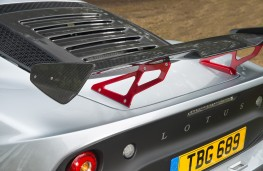 Lotus Exige Sport 380 Rear Wing