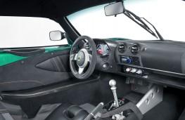Lotus Exige Cup 430, 2017, interior
