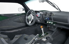 Lotus Exige Cup 430 Type 25, 2018, interior