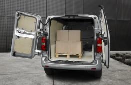 Peugeot Expert, 2016, loaded