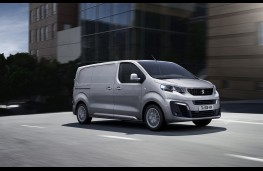 Peugeot Expert, 2016, front