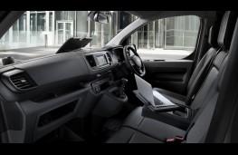 Peugeot Expert, 2016, interior