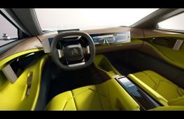 Citroen CXPERIENCE Concept, interior