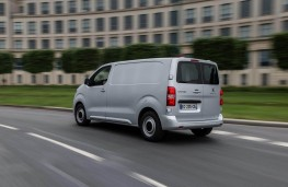 Peugeot Expert, 2016, rear