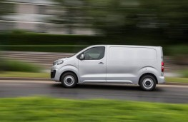 Peugeot Expert, 2016, side