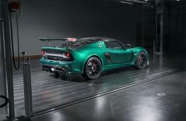 Lotus Exige Cup 430, 2017, rear