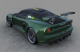 Lotus Exige Cup 430 Type 25, 2018, rear