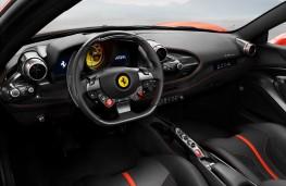 Ferrari F8 Tributo, 2019, interior