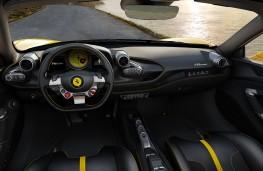 Ferrari F8 Spider, 2018, interior