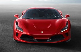 Ferrari F8 Tributo, 2019, nose