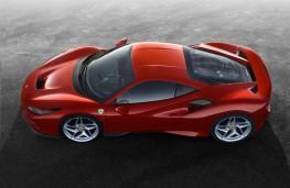 Ferrari F8 Tributo, 2019, side