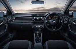 Skoda Fabia SE Drive, 2020, interior
