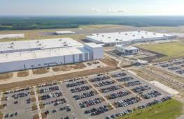 Volvo Charleston factory, 2018, general view