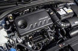 Hyundai i30 Fastback, 2018, 1.4 engine