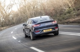 Hyundai i30 Fastback, 2018, rear