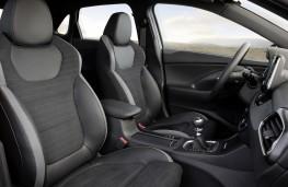 Hyundai i30 Fastback N Line, 2018, seats