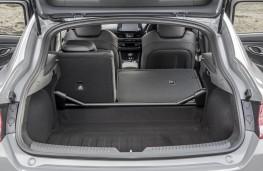 Hyundai i30 Fastback N, 2019, boot, seat folded