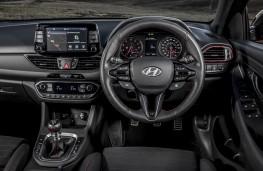 Hyundai i30 Fastback N, 2019, dashboard