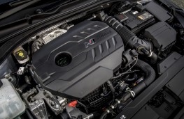 Hyundai i30 Fastback N, 2019, engine