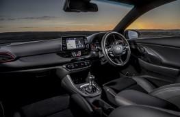 Hyundai i30 Fastback N, 2019, interior