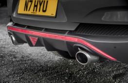 Hyundai i30 Fastback N, 2019, rear diffuser