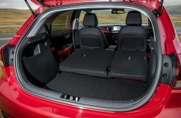 Kia Rio 1.0 T-GDi First Edition, 2017, boot, maximum