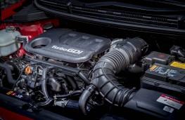 Kia Rio 1.0 T-GDi First Edition, 2017, engine