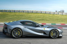Ferrari 812 Superfast special series profile