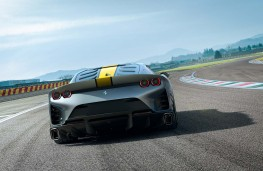 Ferrari 812 Superfast special series rear