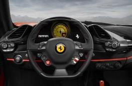 Ferrari 488 Pista fascia