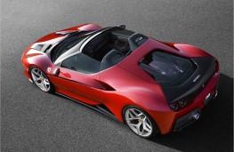 Ferrari J50 overhead