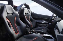 Ferrari J50 seats