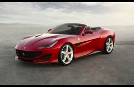 Ferrari Portofino front