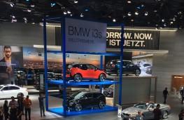 BMW i3S, world premiere, Frankfurt Motor Show 2017