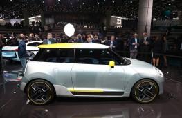 MINI electric concept, Frankfurt Motor Show 2017