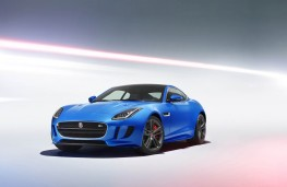 Jaguar F-TYPE British Design Edition, front