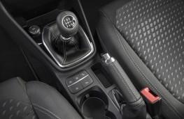Ford Fiesta, 2017, gear lever
