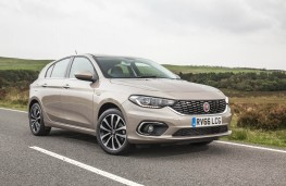 Fiat Tipo, front static