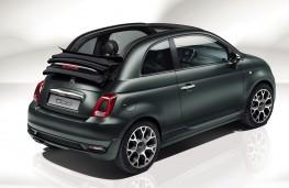 Fiat 500C Rockstar rear